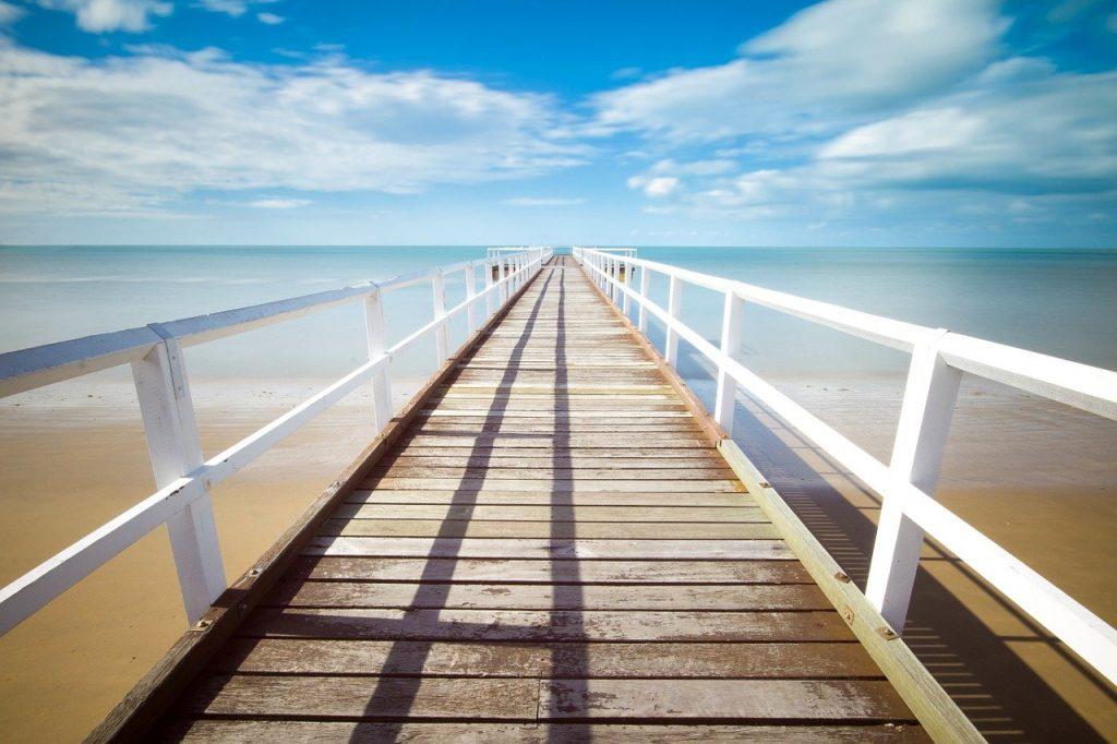 Perspective - Beach