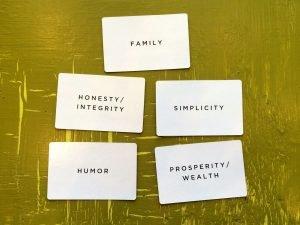 Purpose - Behavior