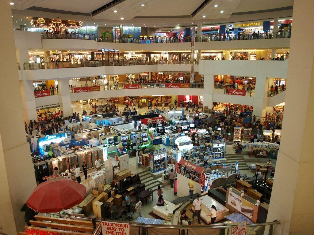 Retail Shopping - Charlestowne Mall