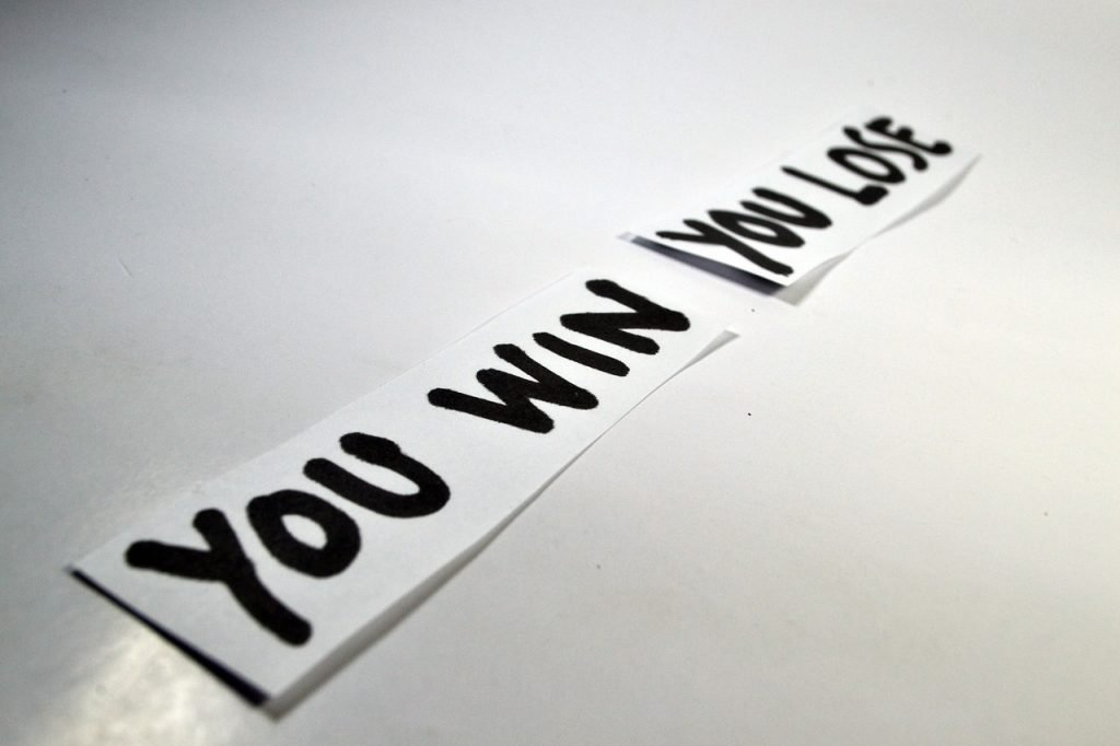 Winning and Losing - Image