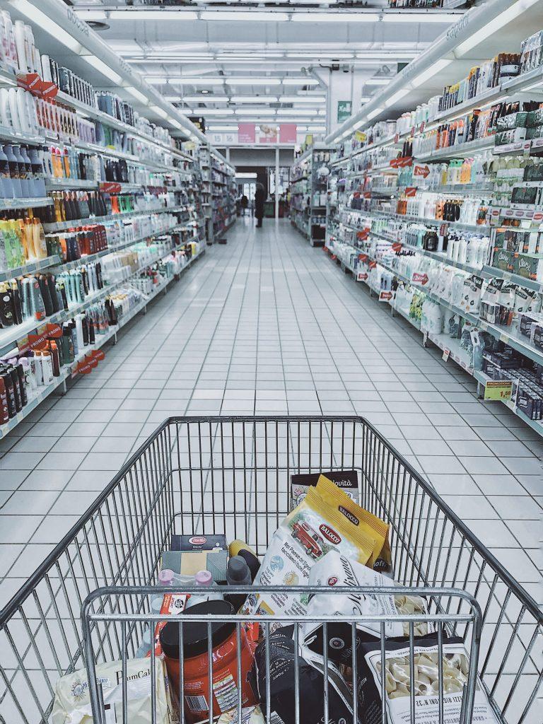 Magazijn Supermarkten - Meer is Minder - Supermarkt