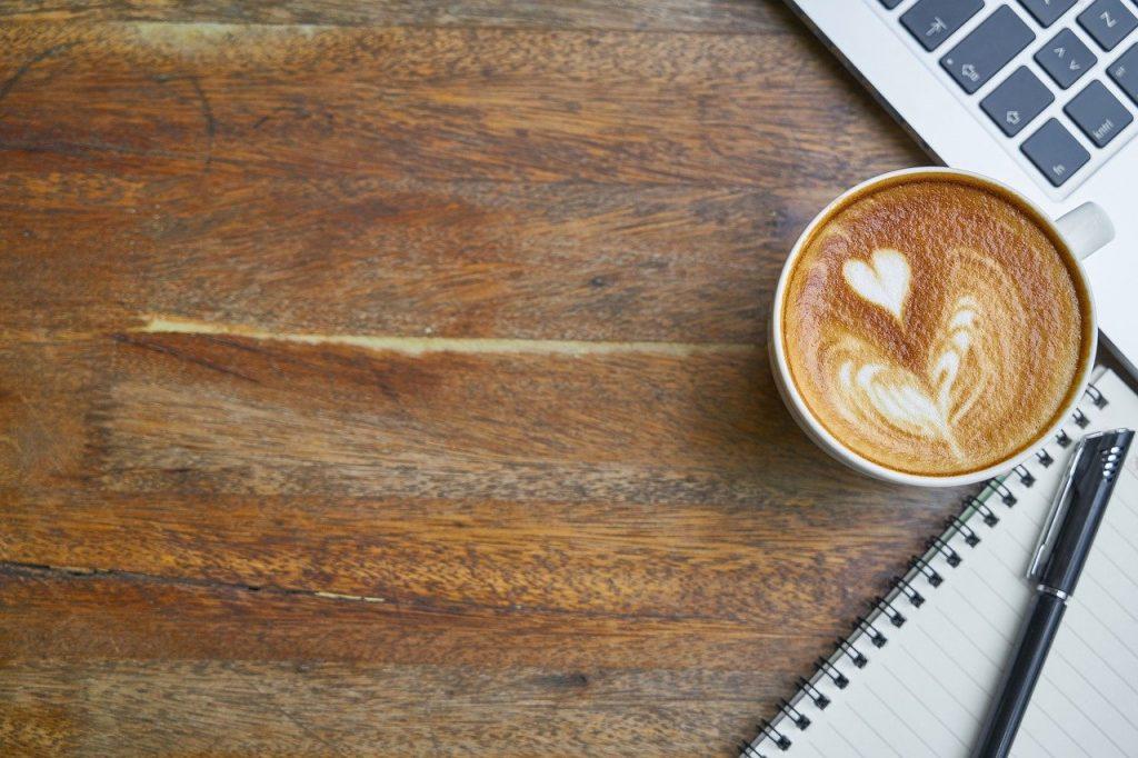 Blogging - Coffee