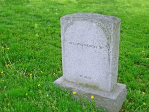 I Made A Bad Life Choice When I Decided To Watch Ancient Aliens   - Headstone